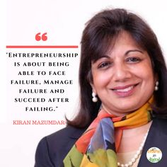 """""""Entrepreneurship is about being able to face failure, Manage failure and succeed after failing. Startup Quotes, Failure Quotes, Don't Give Up, Giving Up, Entrepreneurship, Fails, Make Mistakes, Letting Go"""