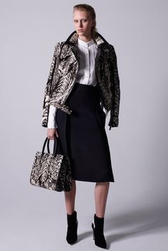 J. Mendel Pre-Fall 2015 Fashion Show: Complete Collection - Style.com
