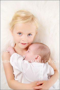 cute sibling shot