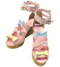 sweet lolita shoes