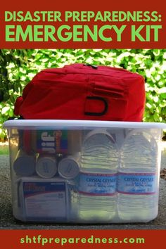 Investing in survival gear can significantly improve your chances of surviving a natural disaster. You should put together an extensive survival kit and work on your survival skills as much as possible. Read the . Survival Supplies, Emergency Supplies, Survival Food, Outdoor Survival, Survival Prepping, Survival Skills, Emergency Kits, Zombies Survival, Doomsday Prepping
