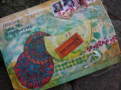 altered envelopes on this blog