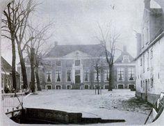 Andringastate in Oldeboarn; familiehuis van mijn voorouders.
