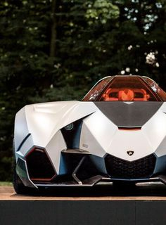Supercars That Just Weren't All That Super! We're you a fan of this Lamborghini Egoista? The car world weren't. Find out why.