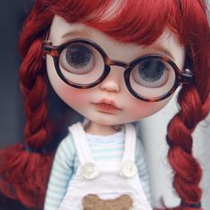 #devidelacour #blythe #customblythe #doll #k07 #k07doll