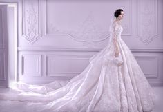 Immaculate Couture: Michael Cinco's 2014 Wedding Collections