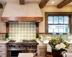 See how our talented DIY Network experts turned ordinary kitchens into works of art with gorgeous backsplashes.