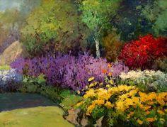 Kent R. Wallis ~ Impressionist painter | Tutt'Art@ | Pittura * Scultura * Poesia * Musica |