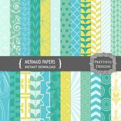25 Off Sale Digital Scrapbooking Printable by PrettifulDesigns, $2.82