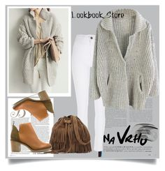 """""""Lookbook Store 6"""" by zenabezimena ❤ liked on Polyvore featuring River Island and Miista"""