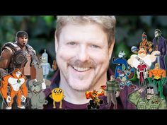 """The Many Voices of """"John DiMaggio"""" In Animation & Video Games - YouTube"""