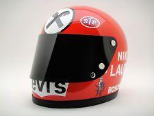 vintage F1 race helmets - Google Search