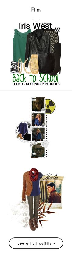 """Film"" by firefly15-1 ❤ liked on Polyvore featuring Diane Von Furstenberg, Paige Denim, Rolex, Donald J Pliner, Eva Fehren, Fragments, BackToSchool, television, wearwhatyouwatch and art"