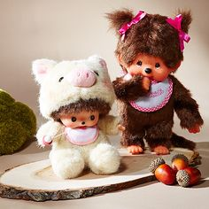 Take a look at the Monchhichi event on zulily today! I had these stupid things when I was little!!
