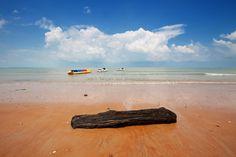 Tropical beach by Photographer Aku Madie
