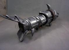 League of Legends Jinx Fishbone Rocket Launcher Cosplay Prop | Cosplaywho.com