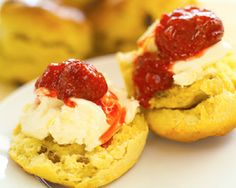 For a tea time treat that everyone will love, rustle up a batch of James Martin's scrumptious scones
