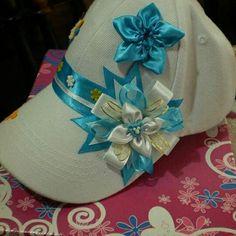 Diseñando Gorras p Niñas...2014...☆