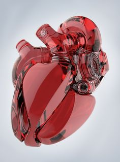 Heart by Aleksandr Kuskov red glass heart, easily broken, careful whom you give it to. Vw R32, Volkswagen, Art Texture, Vw Vintage, Anatomical Heart, Ex Machina, Heart Art, Aphrodite, Cool Art