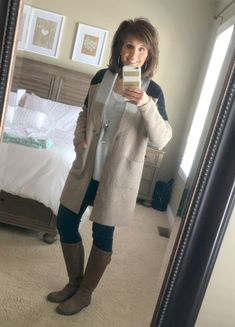 Casual Winter Fashion For Women Over 40