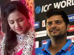 Suresh Raina gets engaged to Priyanka Chaudhary http://www.vishwagujarat.com/entertaintment/suresh-raina-gets-engaged-to-priyanka-chaudhary/