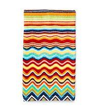 Fiesta® Mutli Zig Zag Kitchen Towel
