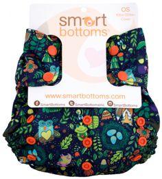 Smartbottoms Too Smart Diaper Cover *New Elastics*