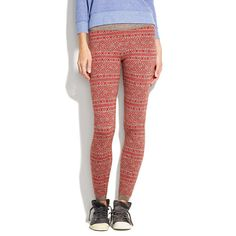 Fireside Sweater Leggings