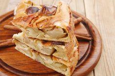 Flan aux pommes facile : une recette de dessert facile