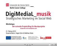 Wordpress Themes für Musiker Websites http://de.slideshare.net/digimedial/digimedialmusik-wordpress-als-musikerwebseite