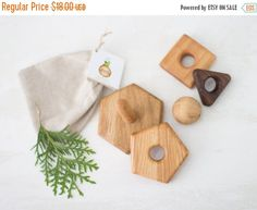 CHRISTMAS 15%OFF Montessori wooden toy by WoodenCaterpillar