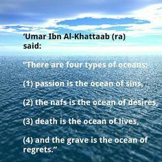 'Umar Ibn Al-Khattaab (ra) said: #muslims