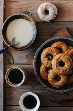 Pumpkin SpicedDoughnuts | Pastry Affair