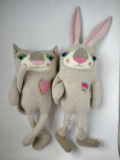Beautiful soft toys, that make you smile..