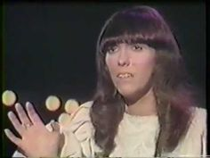 Let Me Be The One --Carpenters - No one has ever had a voice as rich as Karen Carpenter