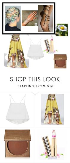 """""""June 7th, 2017"""" by freespirit1177 ❤ liked on Polyvore featuring A.L.C. and tarte"""