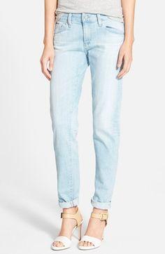 Women's AG 'Nikki' Relaxed Skinny Jeans