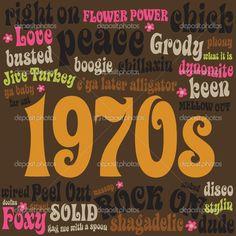 1970s phrases and slangs | Stock Vector © Abraham RAGUINDIN #30900011024 x 1024286.9KBdepositphotos.com