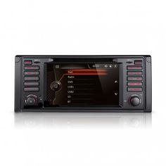 BMW WINDOWS CE E39 TOURING SEDAN SUV 5 AND X5 SERIES Car DVD Player NAV