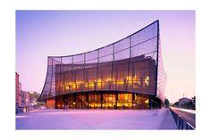 Dominique Perrault Architecture - Grand Théâtre d'Albi
