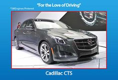 The Cadillac CTS is a production of the Cadillac division of General Motors. The CTS was a continuing attempt by General Motors to redeem the lackluster performance that was beginning to sum up the entire Cadillac division. The CTS achieved that goal.
