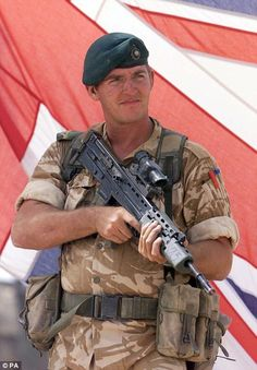 Alexander Blackman, former Acting Colour Sergeant of 42 Commando, Royal Marines . Arsenal, Military Special Forces, Green Beret, Peaceful Protest, Royal Marines, History Facts, Marine Corps, Master Class, Trials
