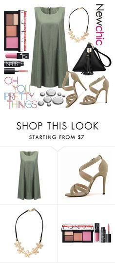 """""""#newchic"""" by josehline on Polyvore featuring NARS Cosmetics"""