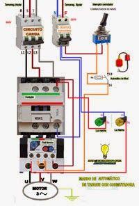 Esquemas eléctricos: Automatico de nivel