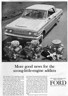 1964 Ford Fairlane 500 Sports Coupe   Flickr - Photo Sharing!