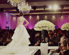 awesome Vancouver wedding You outdid yourself yet again @bisou_bridal! Thank you for another wonderful #cremeshow #bridal #fashionshow! Photographed by @tamizphoto. by @countdownevents  #vancouverwedding #vancouverwedding