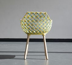 colección de sillas y mesas de estudio nito Bobina - Diseño Diario