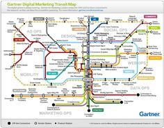 #Gartner #DigitalMarketingMap