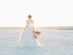 Foraged Florals - Spring Wedding Inspiration | Wedding Sparrow | D'Arcy Benincosa