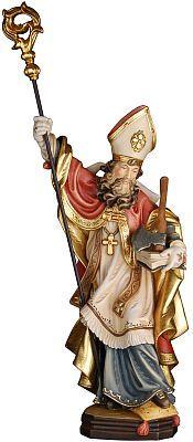 St. Bonifatius, Val Gardena wood carving
